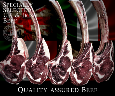 Tomahawk Steaks UK / Irish