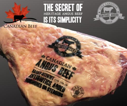 Tri Tip Steak Canadian Angus