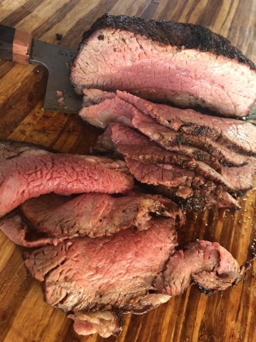 Tri Tip Steak ~ 120 Day Grain Fed Chilean Black Angus Beef