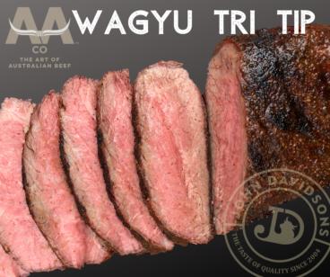 Tri Tip Steak ~AACO Australian Wagyu