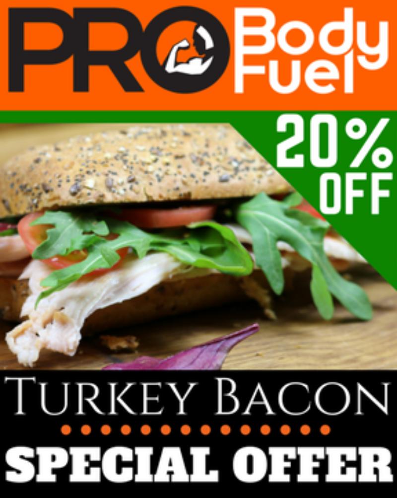 Low Fat Turkey Bacon - Big Teenage Dicks