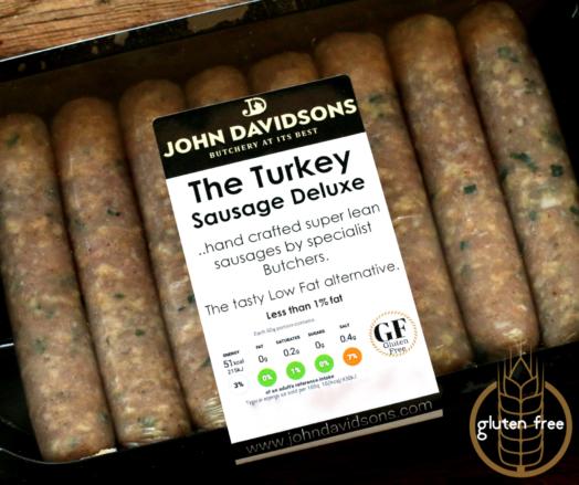 Turkey Sausage Deluxe