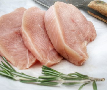 Turkey Steaks ~ LOW FAT