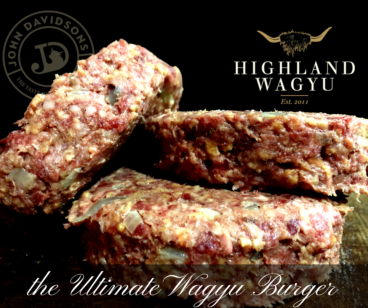 Ultimate Deluxe Steak Burgers ~ Highland Wagyu