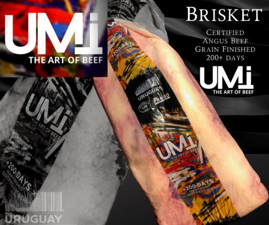 Uruguay UMI Brisket