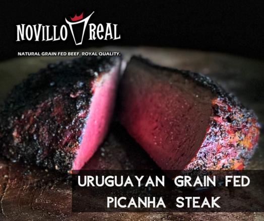 Picanha Steak Novillo Real
