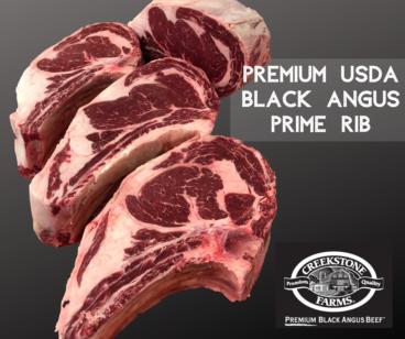 USDA Creekstone Prime Rib