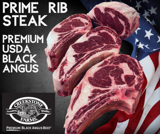 Prime Rib Creekstone USDA