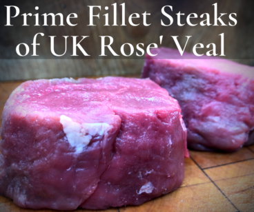 Veal Fillet Steak