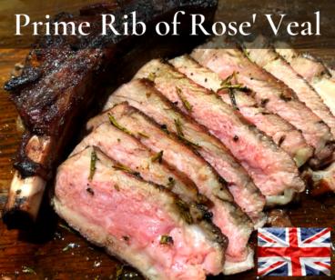 Veal Prime Rib Steak