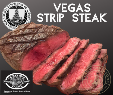 Vegas Strip Steak
