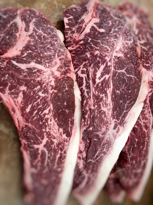 Sirloin Steak Vein End