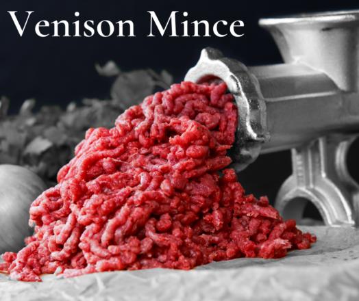 Venison Mince