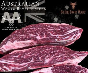 Wagyu Bavette Steak Australian