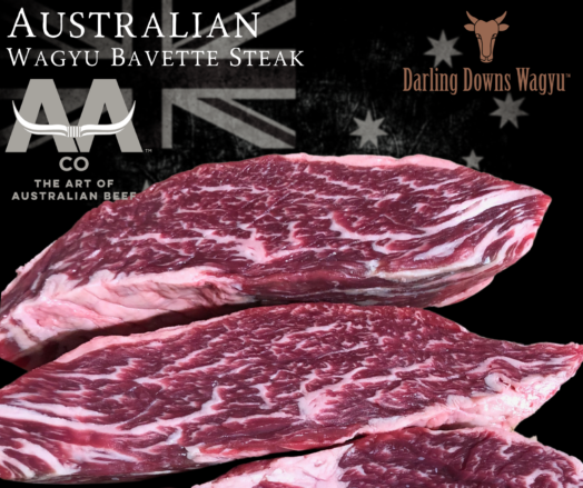 Wagyu Bavette Steak Australian