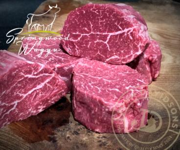 Wagyu Fillet Steak Springwood