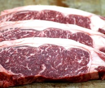 Wagyu Sirloin Steaks