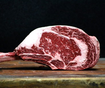 Wagyu Tomahawk Steak F1 Grain Fed Australian