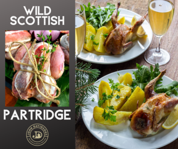 Partridge Whole Bird