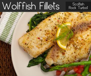 Wolffish Fillet